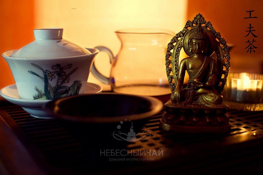 Чайное Кунфу