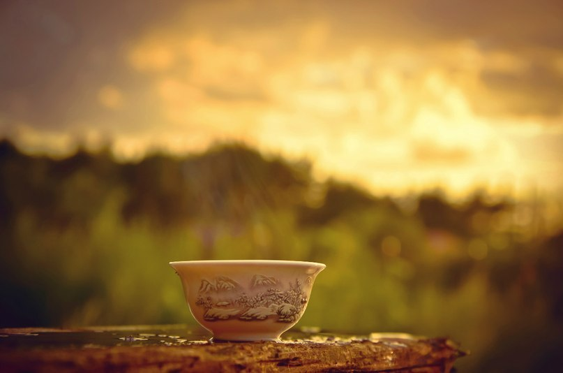 чай китайский фото