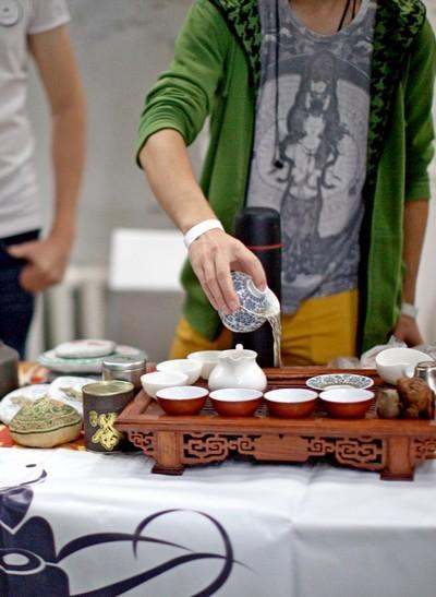 Влияние чая на людей
