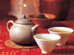 Китайский коллекционный чай